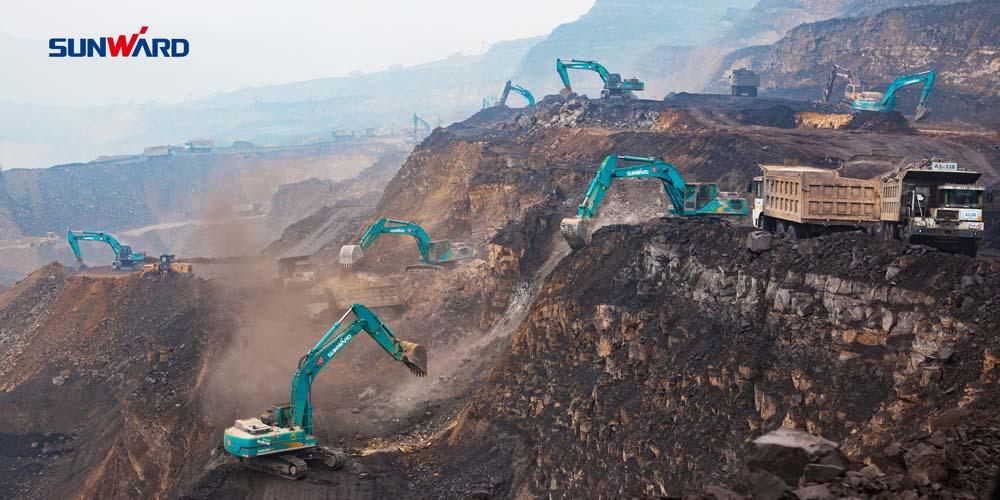 Excavatoare - Utilaje constructii