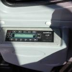 Interior Mini excavator SUNWARD SWE20-radio